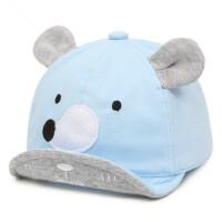 宝宝鸭舌帽婴儿帽儿童卡通鸭舌帽男女童翘舌帽小孩帽
