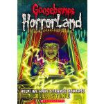 Help! We Have Strange Powers!(Goosebumps Horrorland #10)鸡皮疙瘩-惊恐乐园10:救命!我们有怪异的力量!