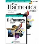 【预订】Play Harmonica Today! Level 1: A Complete Guide to Basi