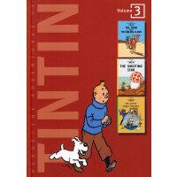 The Adventures of Tintin Vol.3 丁丁历险记合集3 ISBN 9780316359443