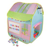 儿童室内帐篷 户外游戏屋可折叠 宝宝小房子男孩女孩过家家帐篷玩具屋