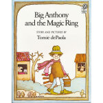 Big Anthony and the Magic Ring 大安东尼与魔法戒指 9780156119078