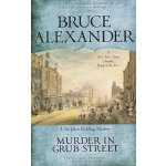 Murder in Grub Street(ISBN=9780425235607) 英文原版