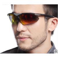 户外运动防风自行车眼镜 带近视架骑行眼镜 潮流时尚男女眼镜