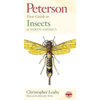 【预订】Peterson First Guide to Insects of North America