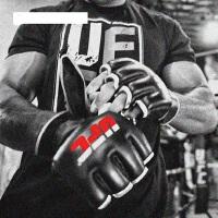 成人搏击训练MMA拳击套 男士手套散打格斗UFC拳套 半指拳击打沙袋泰拳套