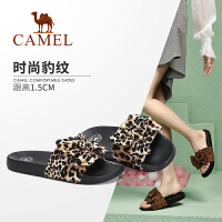camel骆驼女鞋 2019夏季新款 时尚舒适 凉拖女