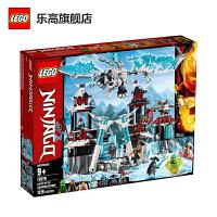 【当当自营】LEGO乐高积木幻影忍者Ninjago系列70678 9岁+放逐君王的城堡