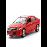 建元 JY32015 仿真丰田凯美瑞合金汽车模型 儿童声光回力玩具车