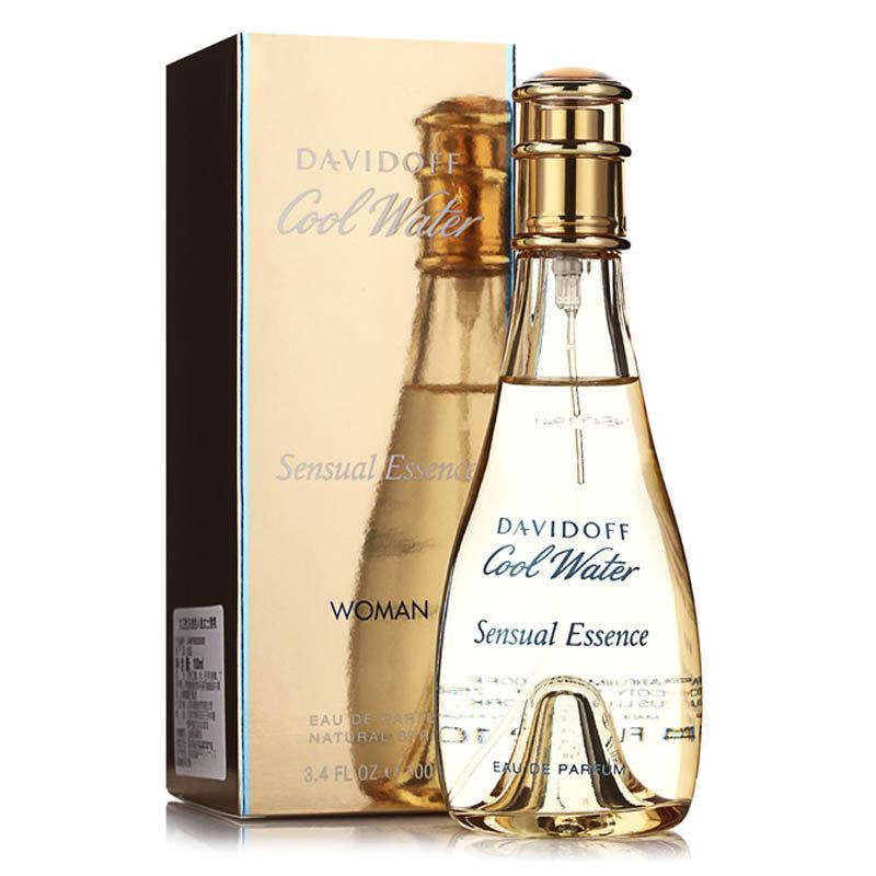 大卫杜夫(Davidoff)金色人鱼女士香水100ml 满100减5,满200减10