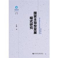 国家主导型发展模式研究(电子书)