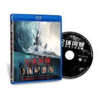 正版 经典高清蓝光电影全球风暴BD50光盘碟片 英语 国语1080p