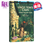 【中商原版】汤姆叔叔的小屋 英文原版 小说 英文版 Uncle Tom's Cabin 斯陀夫人 世界经典名著小说 学