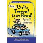 【预订】Kid's Travel Fun Book: Draw. Make Stuff. Play Games. Ha