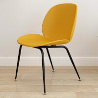 椅子宜家家居轻奢北欧风现代书桌椅家用餐厅椅子旗舰家具店
