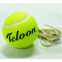 Teloon/天龙网球 T802C-1 带绳网球 初学适用 训练用球
