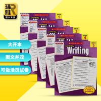 现货正版 美国小学一至五年级英语写作练习册 英文原版进口学乐英语教材 Scholastic Success with