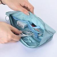 电子收纳包 旅行出差多大容量功能防水防震防摔产品收纳袋耳机数据线U盘设备整理包