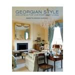 【特惠包邮】Georgian Style 格鲁吉亚风格和当代生活设计 室内设计英文原版书