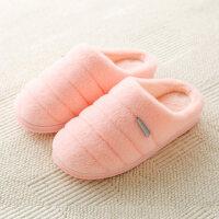 棉拖鞋大码女家用室内加厚底保暖家居家半包跟时尚棉鞋