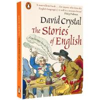 英语的故事 英文原版 The Stories of English 全英文版 现货正版进口英语语言学书籍