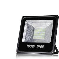 LED投光�� �敉夥浪�投射��50W100W探照��V告�� 室外照明�粼鹤�� 高亮款30W - 白光【60珠】