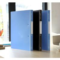 树德文具 S503A 8寸长押夹 商务文件夹资料夹试卷夹 大夹板