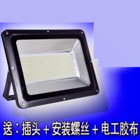 led投光灯户外防水广告投射灯1000W远程强光工程工地照明灯探照灯Z