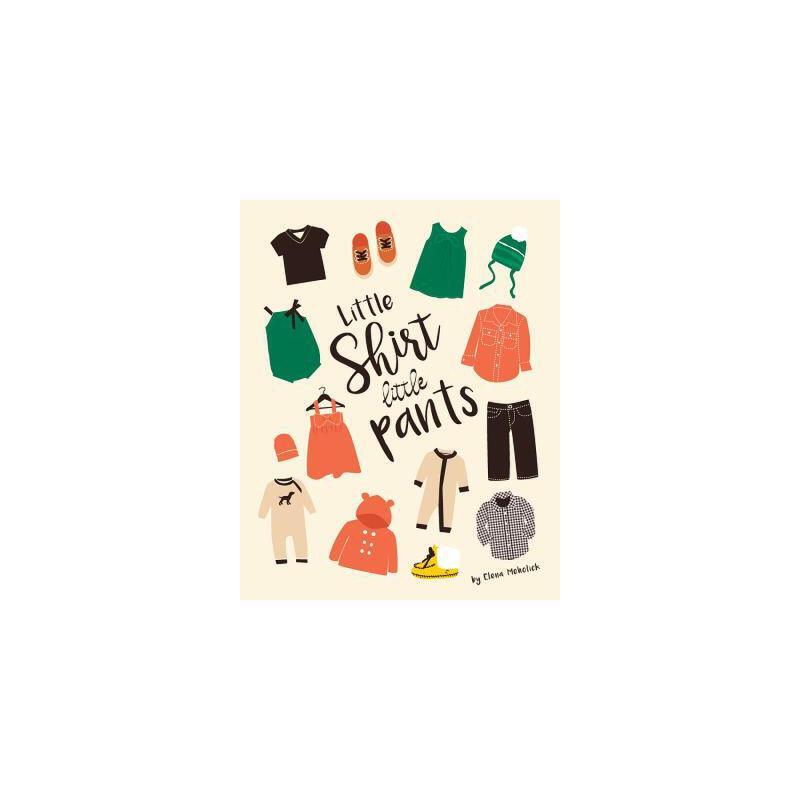 【预订】Little Shirt, Little Pants 预订商品,需要1-3个月发货,非质量问题不接受退换货。