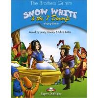SNOW WHITE & THE 7 DWARFS SET WITH MULTI-ROM PAL (AUDIO CD/