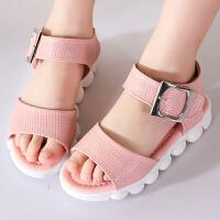 童鞋女童凉鞋夏季可爱公主鞋小女孩儿童凉鞋学生沙滩鞋潮