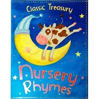 classic treasury:nursery rhymes 童谣