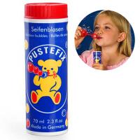德国进口pustefix泡特飞彩虹泡泡水儿童吹泡泡棒玩具 泡泡液 无毒