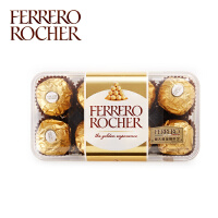 [当当自营] 费列罗 榛果威化巧克力16粒装