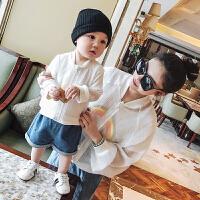 婴儿防晒衣夏季新生儿翅膀绣花韩版宝宝空调衫亲子装夏装外套