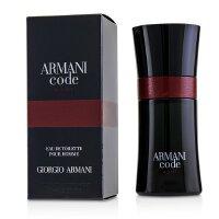 阿玛尼 Giorgio Armani 一线密码男士淡香水Armani Code A-List EDT 50ml