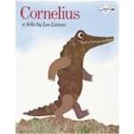 【中商原版】英文原版 Cornelius 科尼利厄斯/ Leo Lionni /Dragonfly Books 进口童