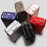 【每满100减50】茉蒂菲莉 拉杆箱 拉杆箱24寸女旅行箱男铝框密码万向轮pc行李箱登机箱20寸26寸29寸