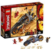 【当当自营】LEGO乐高 幻影忍者系列 70672 寇的越野战车