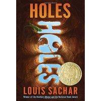 Holes 洞 1999年纽伯瑞金奖 9780440414803