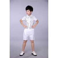 六一儿童演出服舞蹈服女公主裙合唱服幼儿园表演服亮片舞蹈服新款
