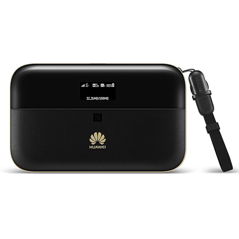 HUAWEI华为随行WiFi2 Pro 4G+300Mbps上网无线路由器随身wifi充电宝
