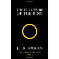 英文原版 The Lord of the Rings #1 The Fellowship of the Ring 指环