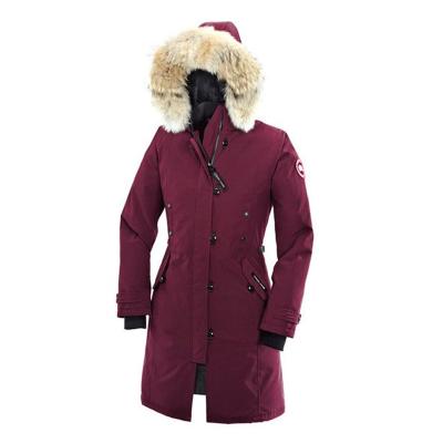 SexuMura户外保暖加厚防寒耐寒-40℃女士滑雪鹅羽绒服外套新品 发货周期:一般在付款后2-90天左右发货,具体发货时间请以与客服协商的时间为准