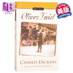 【中商原版】雾都孤儿 英文原版小说 经典名著Oliver Twist Signet Classics