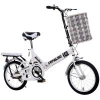 新款折叠自行车16寸20寸男孩女式超轻儿童青少年学生减震单车新品