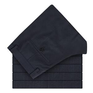 雅戈尔标准版羊毛西裤专柜正品男士正装西裤 TJ28480-*21DGC