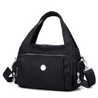 新款防水尼龙女包手提包多隔层牛津布包时尚单肩斜跨女士休闲小包