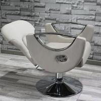 理发店椅子发廊专用可放倒简约现代剪发椅新款美发店椅子升降椅 官方标配