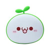 长草颜随身暖手宝USB充电防爆移动电源暖手脚热水袋暖宝宝保暖防护便携送女生日礼物
